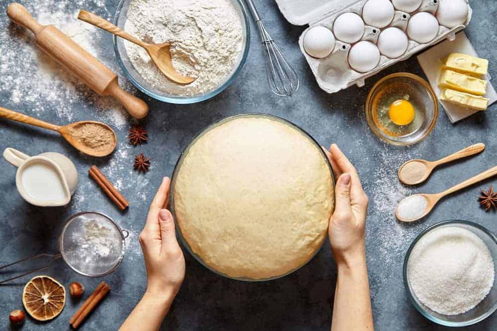 خبز الكيك