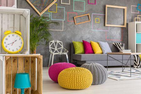 كيف أضيف الألوان إلى بيتي؟ إضافة الألوان إلى البيت - Orchidfulifestyle