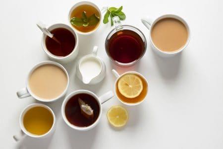 أنواع شاي - orchidfulifestyle
