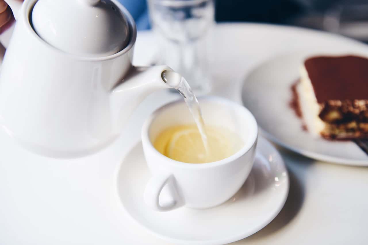شاي أبيض - orchidfulifestyle