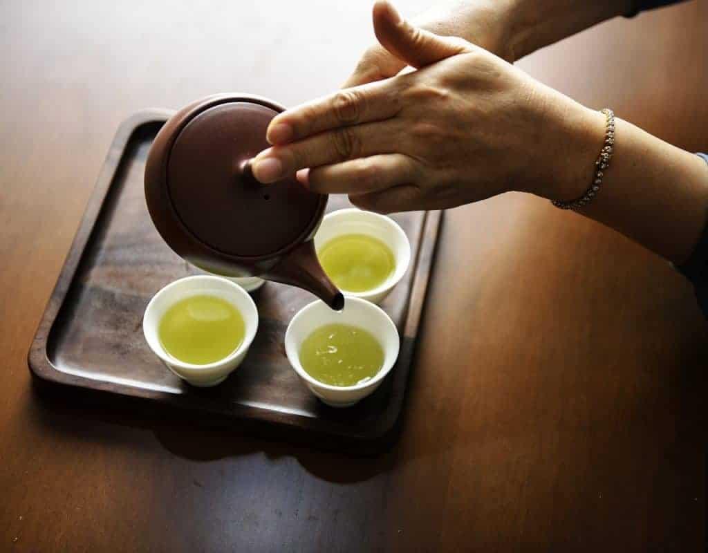الشاي الأخضر أنواع شاي - orchidfulifestyle