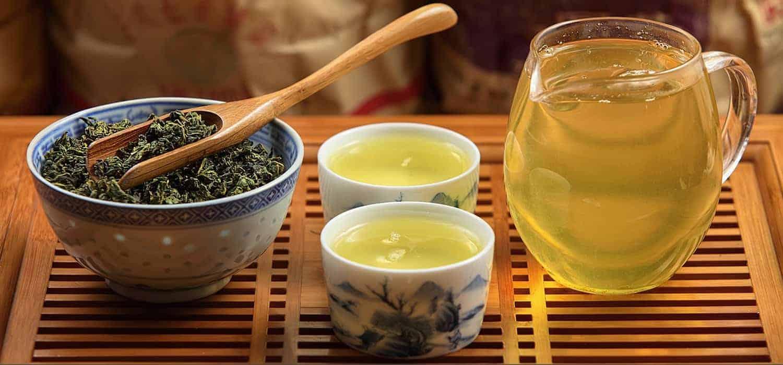 الشاي الصيني الأسود - orchidfulifestyle