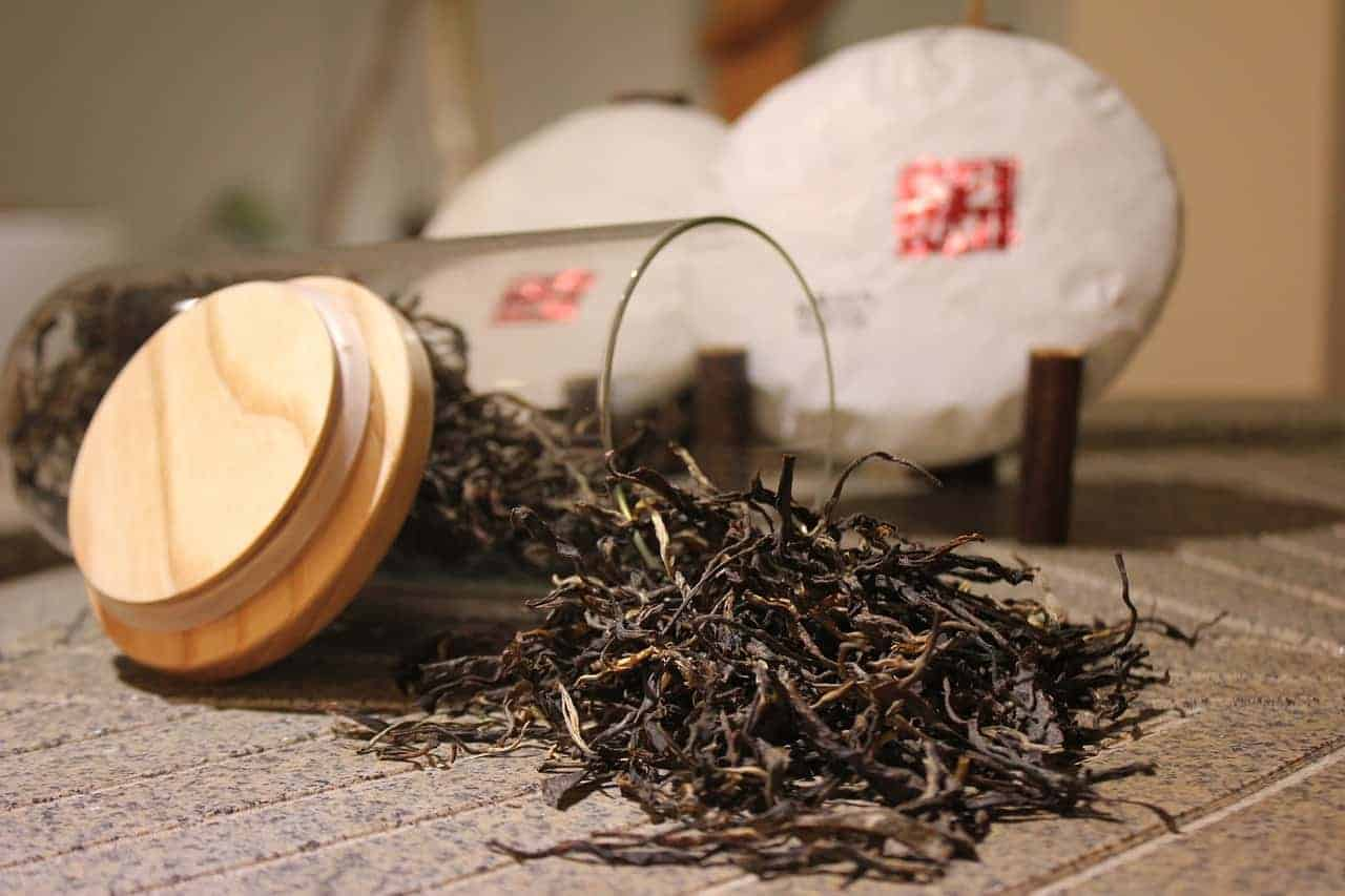 الشاي الأسود - orchidfulifestyle