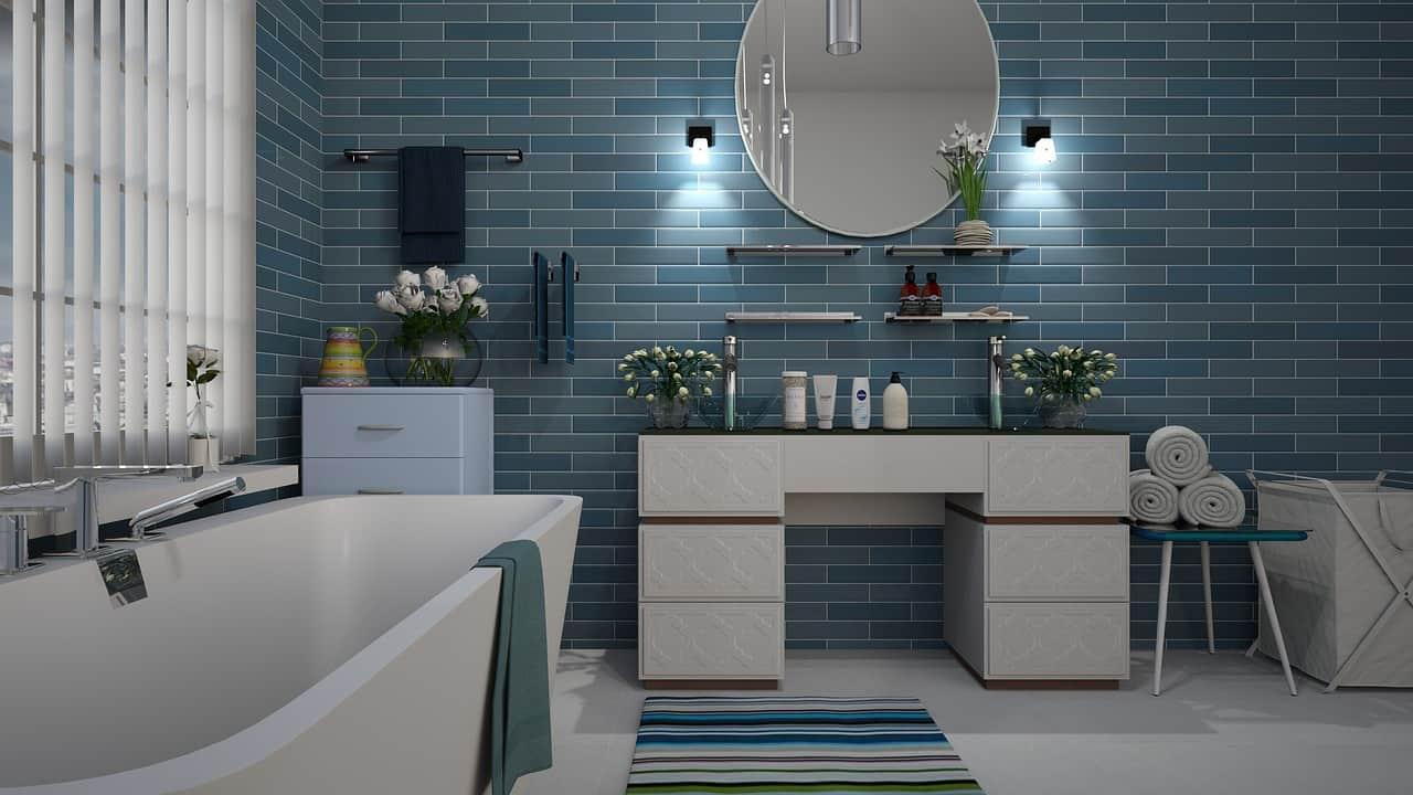 في الحمام المخاطر في المنزل - orchidfulifestyle