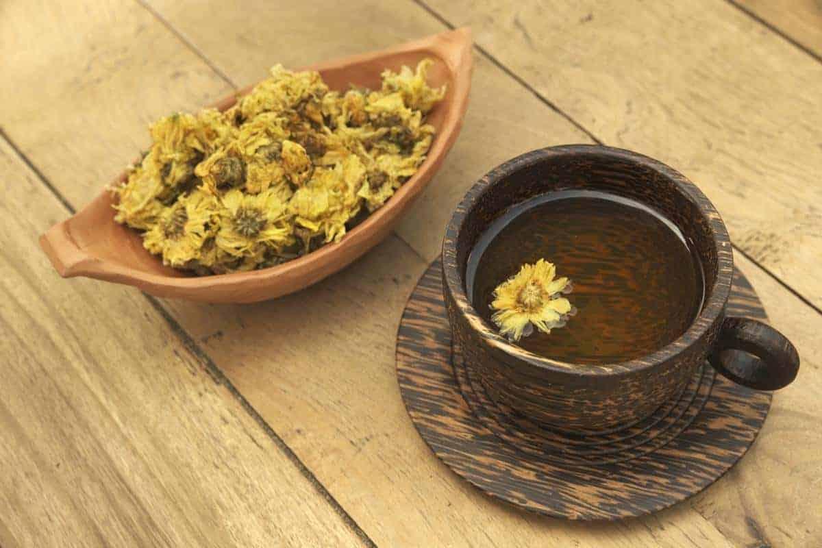 شاي أقحوان - orchidfulifestyle