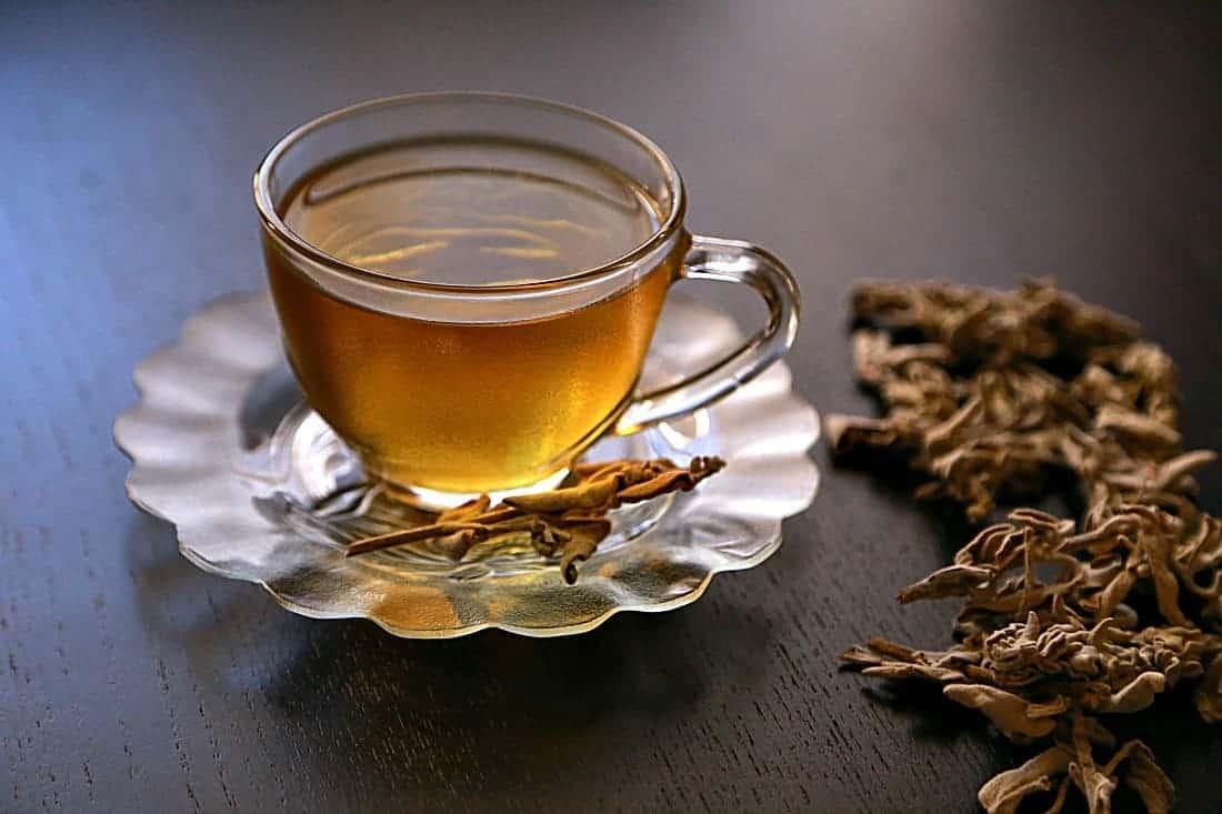 شاي ميرامية أنواع الشاي - orchidfulifestyle
