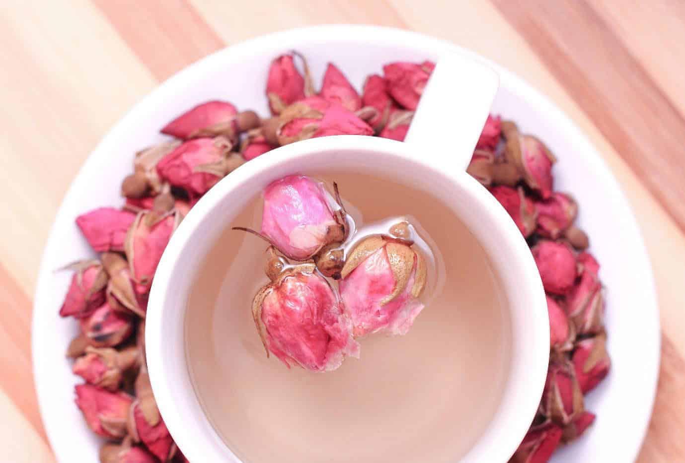 شاي ورد - orchidfulifestyle