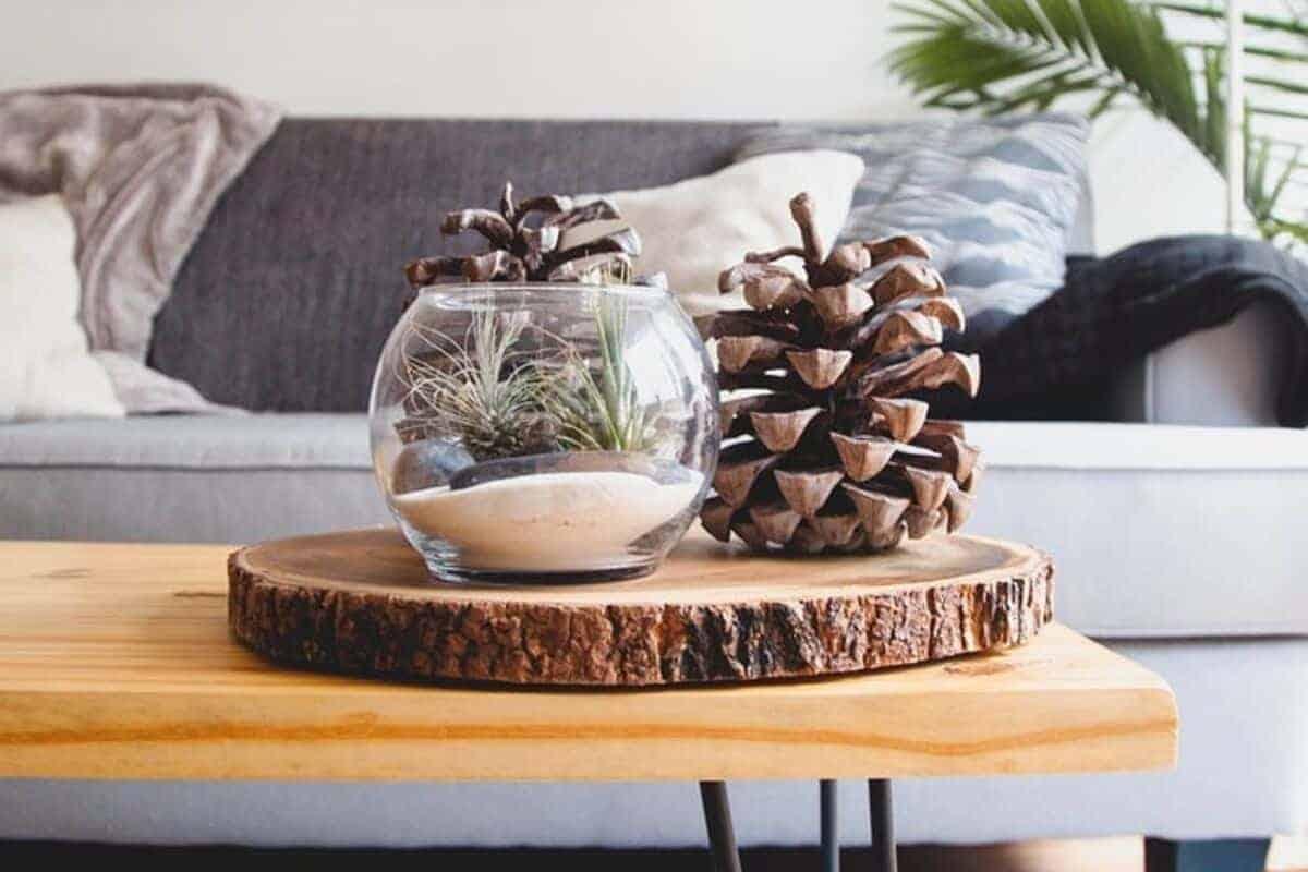 ديكورات خشبية - orchidfulifestyle
