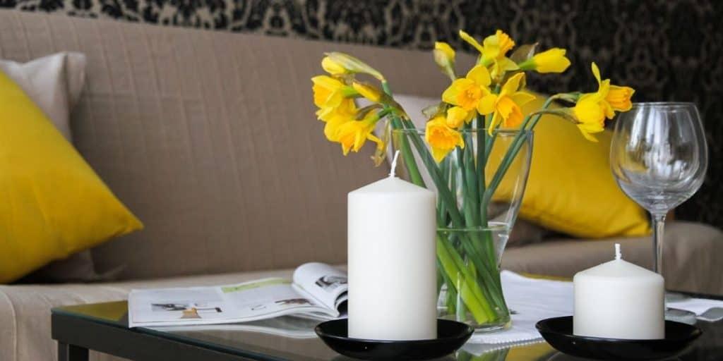 الشموع بيتك ملاذك الخاص - orchidfulifestyle