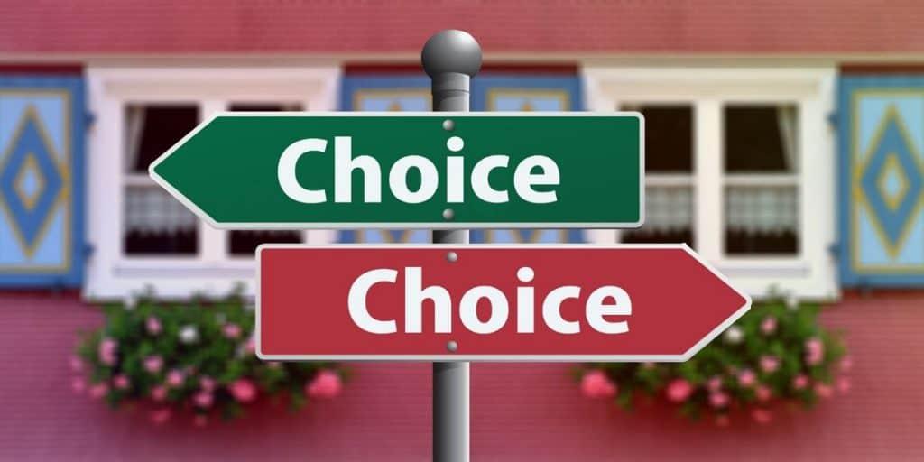 اختيارات اتخاذ القرارات - orchidfulifestyle